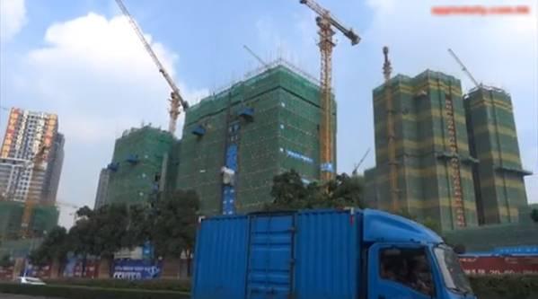 广东最大毒地建豪宅后被疯抢 市民:没时间考虑(图)