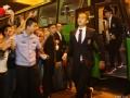 视频-中国男足抵达西安 刻不容缓开展适应性训练