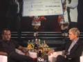 《艾伦秀第14季片花》第二十期 吹牛老爹花式表白艾伦 节目现场与艾伦喝酒庆祝