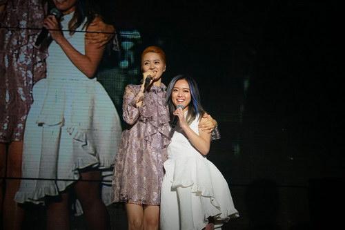 陈明憙出道进军乐坛 担任梁咏琪巡演嘉宾