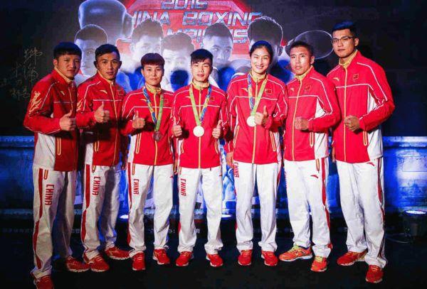皇冠现金:奥运会精英汇聚中山中国拳王争霸赛开赛在即