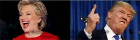美国大选再演好戏,希拉里和特朗普又开撕啦!