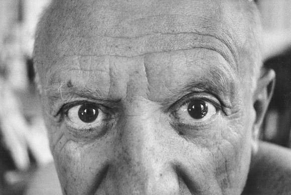 毕加索的眼睛