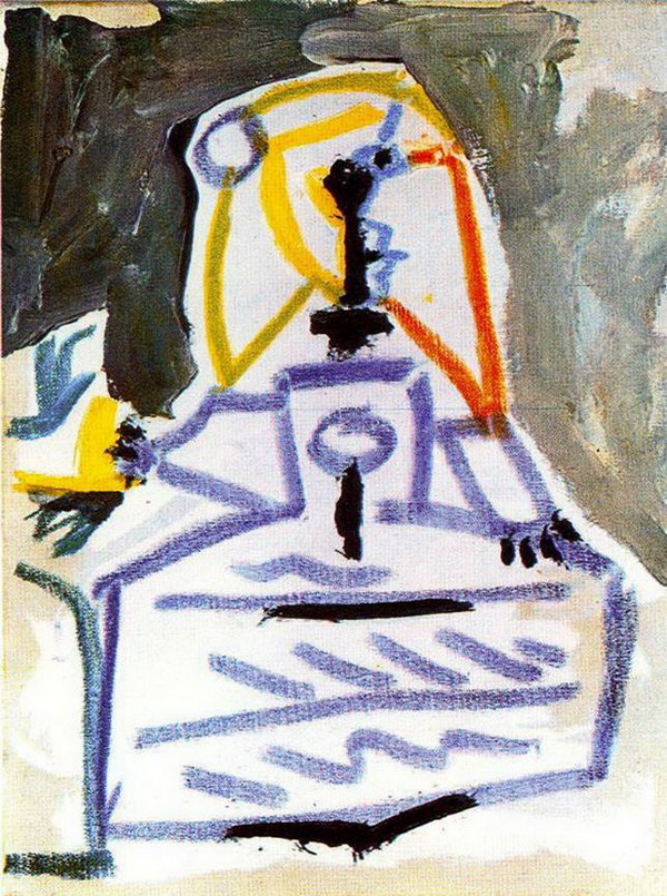 毕加索如何用他天才的视觉记忆进行创作