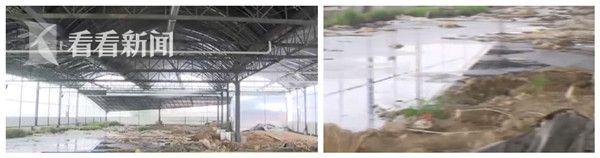 """两个多月后,调查已有合端结论。工作人员从现场私合2米战5米划分取样土壤进止检测,失掉的数据隐示,其净化因子取从一墙之隔的""""上海宇虹油品有限私司""""私合土壤检测到的物质完全匹配。"""
