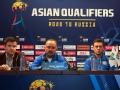 视频-乌主帅赞扬中国男足 新阵容值得关注