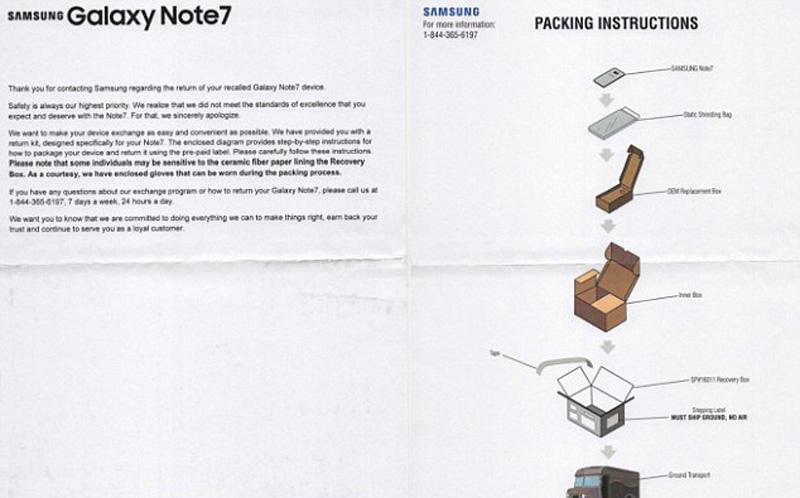 """三星对""""回收箱""""的完整说明,包括如何退还手机的细节。(网页截图)"""