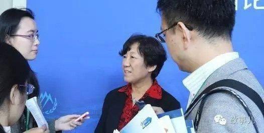 姚云竹接受采访