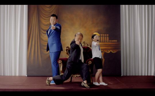 歌曲《DADDY》MV截图