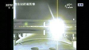 景海鹏:神舟十一号报告,仪表显示船箭分离完毕