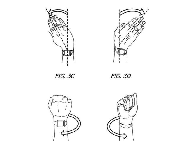 AppleWatch支持手势识别?苹果新专利曝光