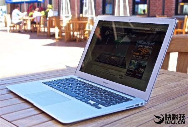 新一代MacBook Air曝光:尺寸大变 售价惊喜!