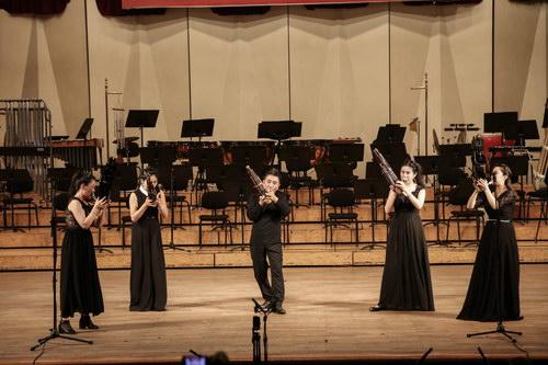 第五届中国管乐周开幕式音乐会