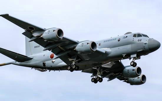 日本P-1反潜机将首次参加海外训练 宣传性能