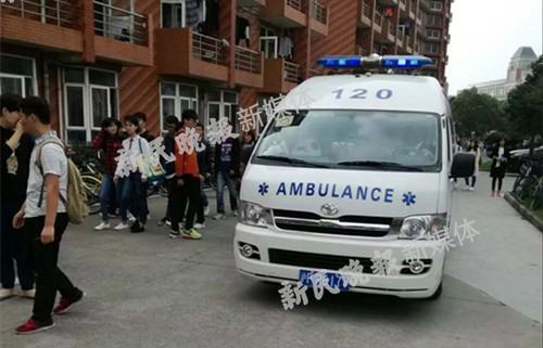 上海理工大学一大三男生校内坠亡,警朴直考察坠亡起因