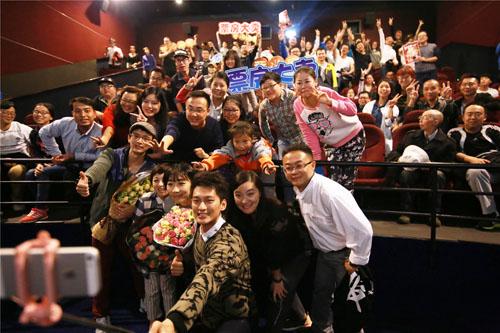 观众预祝开心麻花第二部电影《驴得水》取的好成绩