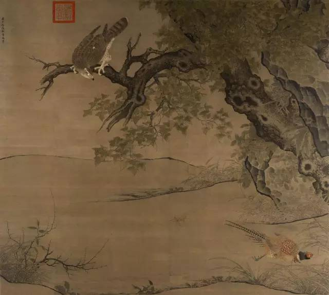 明星藏品:南宋《枫鹰雉鸡图》、磁州窑瓷枕。1933年开馆,创建者是理查德・富勒及他的母亲玛格丽特・富勒。母子两人也是该馆的主要捐赠人。创建初始,他们就开始关注东方,优先征集日本艺术以及中国石雕和玉器。1948年,收藏家李雪曼担任了助理馆长,依靠有限的资金增加该馆的日本和中国绘画收藏。所征集的中国绘画中,包括了南宋绘画大师李安忠的著名册页《鹰与雉鸡图》。