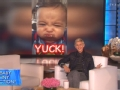 《艾伦秀第14季片花》第三十二期 艾伦调侃三星爆炸召回事件 宝宝吃饭游戏引爆笑
