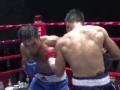 WBA中国职业拳击冠军赛70kg级冠军战 杨兴新憾失金腰带