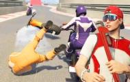 GTA5砍人第一比赛第二