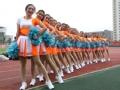 2016大足联赛山西赛区啦啦队 为青春激情而呐喊