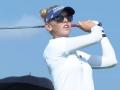 视频-蓝湾大师赛科达集锦 美女球手险轰一杆进洞