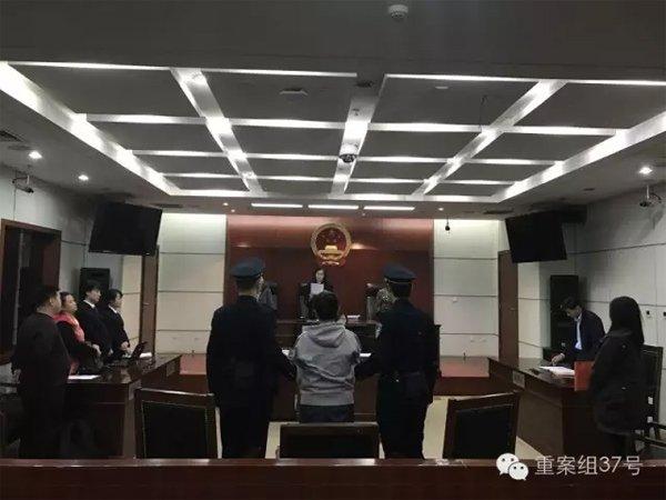 申某贩卖假药罪罪名建立,被判刑1年半。 石景山法院供图