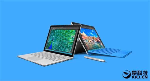 微软发布会新品前瞻:4K屏Surface一体机、Pro 5都来了