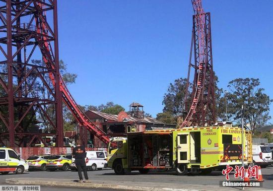 本地�r刻10月25日,位于澳大利��昆士�m州�S金海岸左近的�艟橙�球主�}�吠涟l作事�,招致最少4人罹�y。