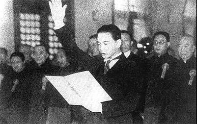 盘点抗战时期十大汉奸下场:汪精卫病死日本