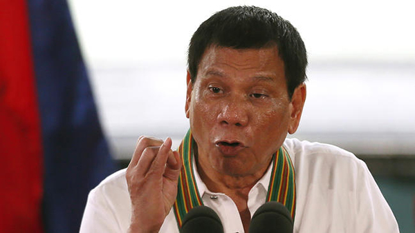 菲总统再向美国撂狠话:别想让我们当哈巴狗
