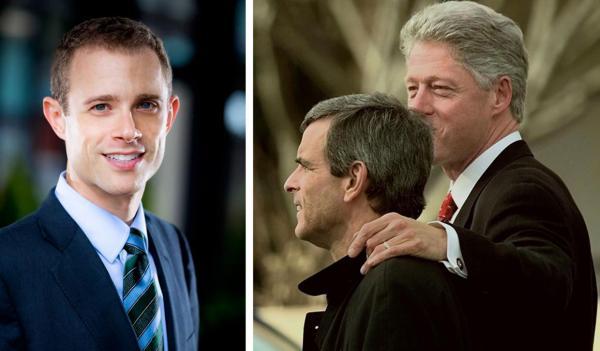 布瑞沃曼被以为是克林顿家属好友