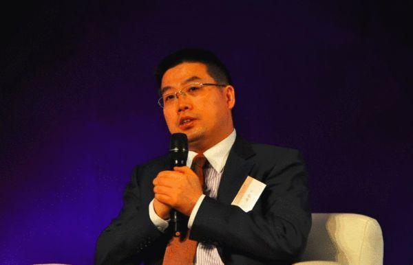 苏宁金融集团常务副总裁黄金老