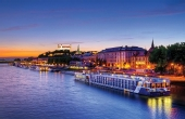 多瑙河上的星途邮轮