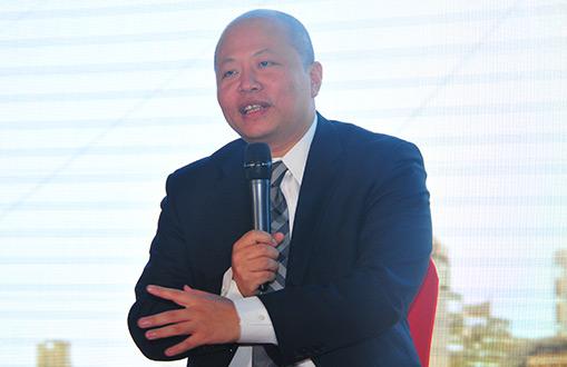 中国光大银行电子银行部总经理 杨兵兵