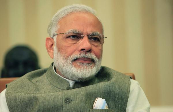印度总理莫迪(Narendra Modi) 东方IC 材料