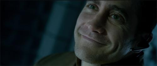 杰克-吉伦哈尔神秘微笑