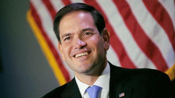 佛罗里达州参议员马可・卢比奥
