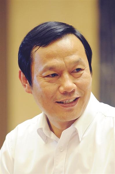 宝武集团董事长马国强。