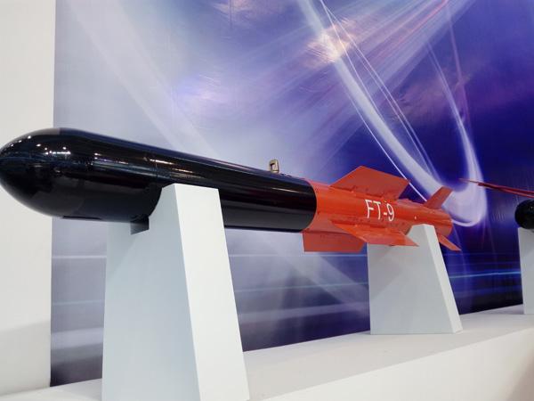 FT-9精确制导炸弹,弹重50千克