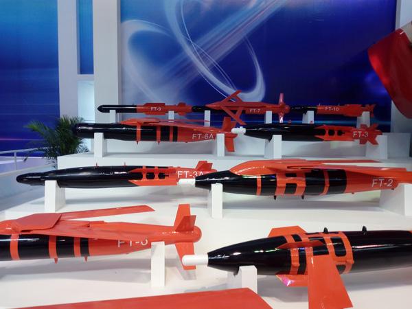 飞腾系列精确制导炸弹是中国航天科技集团公司的产品