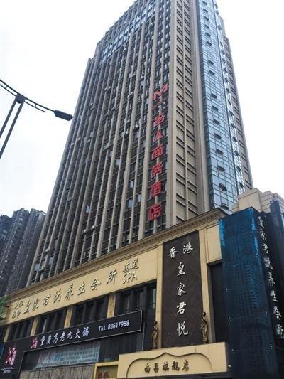 林扬投资发展有限公司注册地为南昌市世贸路一办公楼内,而该处登记在徐林保名下。