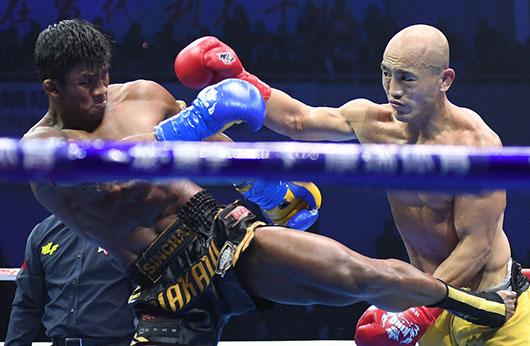 武林风一龙二战泰拳王获胜 网友却质疑播求输给裁判