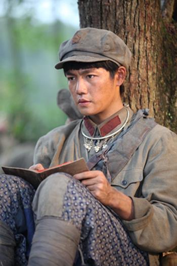 夏志远写战地日记