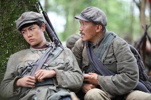 夏志远和马仑饰演父子