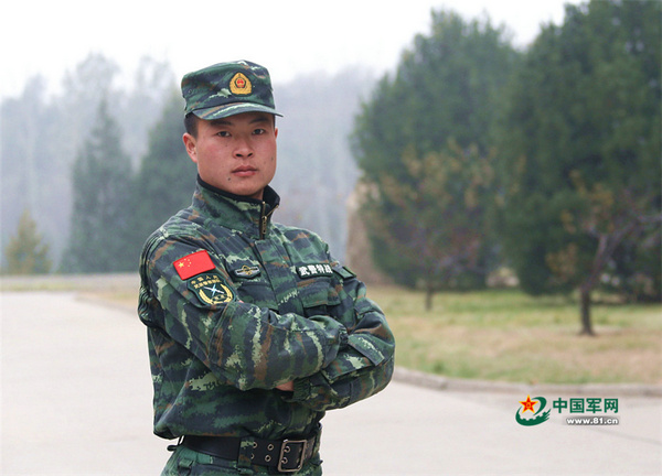 中国武警特战排行榜震撼发布 雪豹 只排第6图片