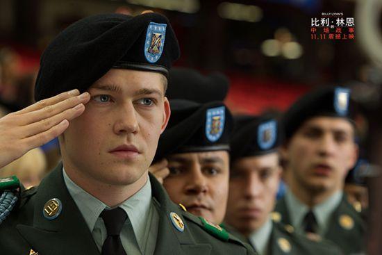 《比利-林恩的中场战事》是导演李安的又一次自我超越