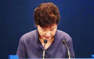 朴槿惠致歉。