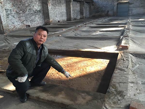 罗山县政府也认可,酒厂的酵池属于无形资产。