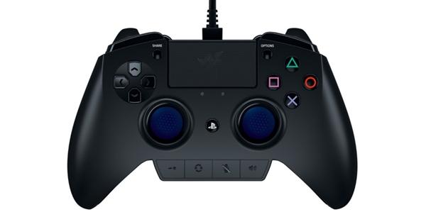 雷蛇版PS4手柄售价公布:和功能一样高级
